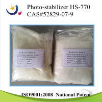 professional prosecution Tinuvin 770 from Spark Chemicals with white crystalline powder