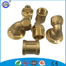 copper pipe 15mm and 22mm compression fittings