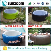 SUNZOOM hot tub spa,inflatable adult bathtub,inflatable bath