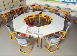 Children Nursery Furniture Children Desk Chair Kid's Study Table and Chair