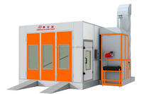 econonical spray booth painting booth paint oven car spray booth