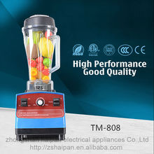 High Efficient Soybean Milk/Cereals/Rice/Fruit/Ice Machine powerful 2 in 1 blender