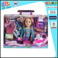 Ginny 18 inch barbie fashion dolls with diary books (second mix)