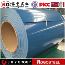 quick dry paint RAL 5012 ppgi coil from alibaba china manufacturer