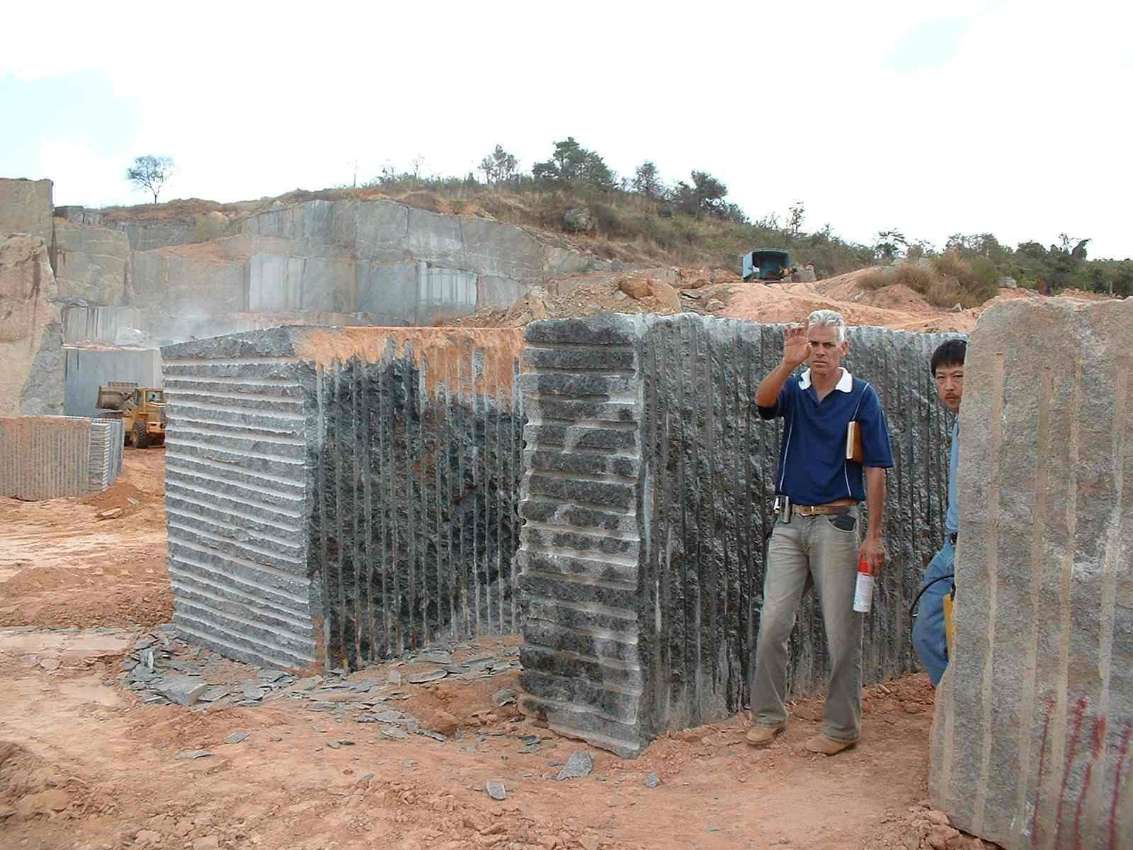 Granite Blocks Product : Granite block green maritaka buy product on