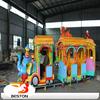 Mini Train Happy Express Amusement Park Toys For Sale