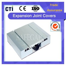 Heavy Duty Thick Aluminum Plate Safety Driveway Balco Exterior Expansion Joint Cover