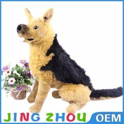 animal plush toy,australian shepherd stuffed toy,plush german shepherd