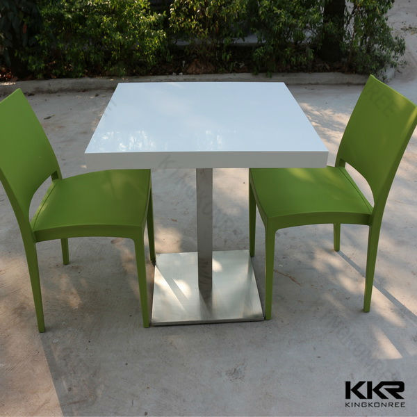 Dining Table And Chairs For 2 People Solid Surface Table