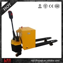 9 years manufacturer Rated Capacity 2 Ton 120AH Battery Semi Electric Forklift