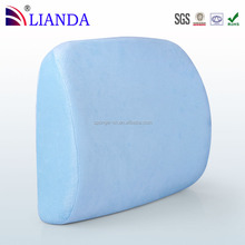 2015 New Design back support !! memory foam back support/lumbar cushion