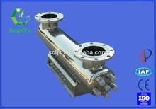Esterilización tarifa ( 99.99% ), UV desinfección del agua