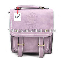 2013 Fashion newest women stylish leather handbag