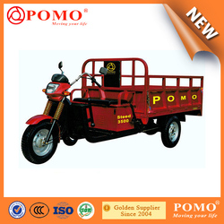 POMO-High quality cheap custom Steed3500 China Motor 3 Wheel Electric Passenger Tricycle