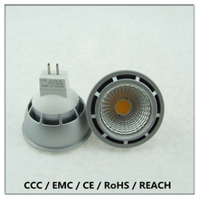 gu5.3 12V DC/AC Dimmable LED Spotlights Pass EMC Hight Compatible CRI 80 MR16 LED
