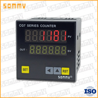 Cable length counter / tape and reel counter / sensor counter