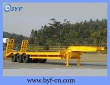 coche de transporte semi remolque