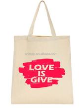 Contemporary new products canvas summer handbag
