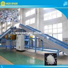 Plastic Recycling Machine Designed by German Technologies