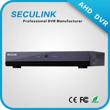 AHD home security with 3g CCTV Camera system 2 HDD AVR dvr 4ch home security