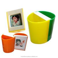 mirror & picture frame magnetic combination penholder