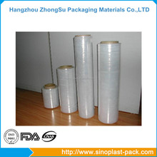 Strong elongation PA PE stretch film jumbo roll 11-layer Casting machine made