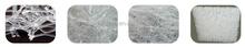elastic clear plastic (PE) mattress