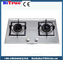 Commercial multifunctional gas cooking range