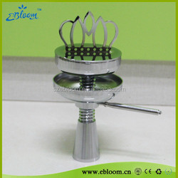Ebloom factory offer Hookah shisha crown shaped bowls, bulk stock cheap