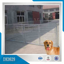 Factory Manufacturer Outdoor Galvanized Lowes Dog Kennel