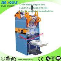 High Quality Automatic Cup Sealing Machine High quality Fully Automatic plastic cup sealing machine WY-802F