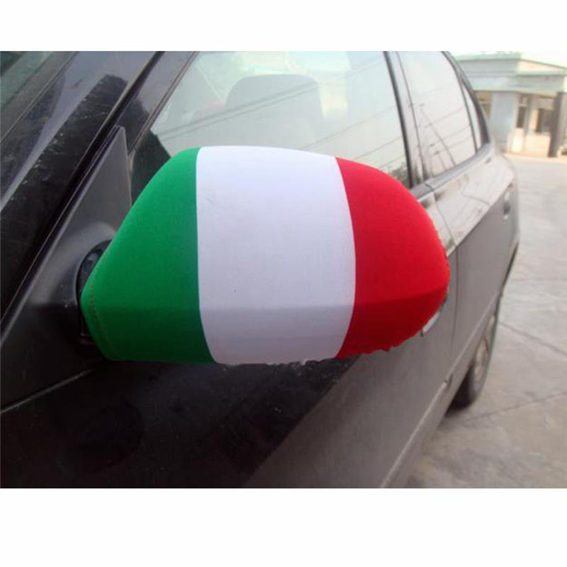 Newest flag for car mirror with different colour