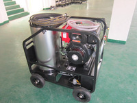 diesel hot water pressure washer