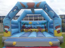 Beach inflatable Bouncer