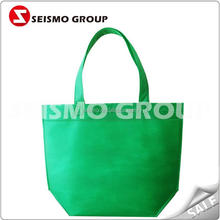 promotion non woven fabric bag silk printing non woven shopping bag