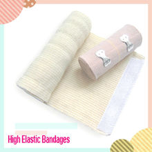 hospital disposable medical consumables latex free elastic bandage