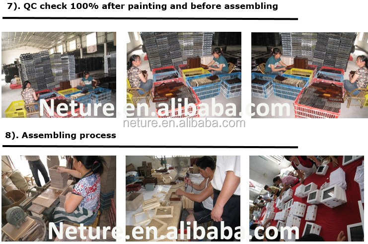 Haute qualité alginate imprimé plâtre moule de la main sculpture