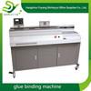 in European markets photo album binding machine glueing machine