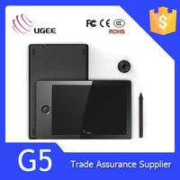 graphic tablet digital USB interface Ugee G5 9*6 inches 8GB memory capacity writing pen tablet