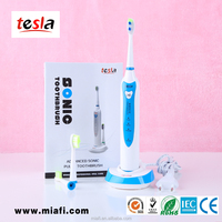 TESLA MAF8101 DuPont bristle Blue adornment sonic toothbrush for adult