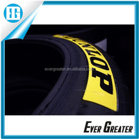Custom adhesive vehicle tyre sticker