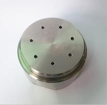 Fine full cone atomization cluster head nozzle