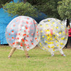 2015 New bumper ball/human soccer bubble ball/bubble football with TOP quality