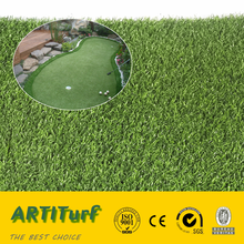 SGS CE UV test artificial grass carpet for sports surface