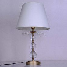 Manufacture Wholesale hotel table lamp modern design