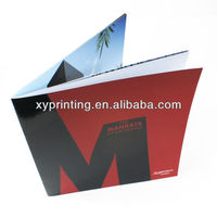 Different size softcover offset paper full colour promotional wholesale reading book printing