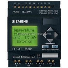 12/24RC 6ED1052-1MD00-0BA6 Siemens logo PLC Programmable Logic Module Controller