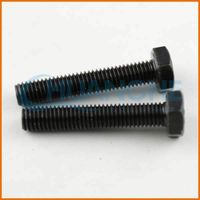 High Tensile Fastener nut and bolt, types of 16mm bolt