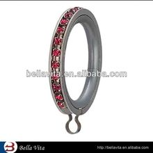 Useful and Durable Square Curtain Rings