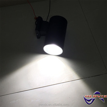 High bright 3000lm power outlet hotel wall lamp
